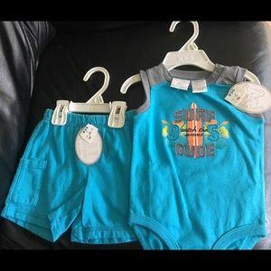 New kids 2 piece set